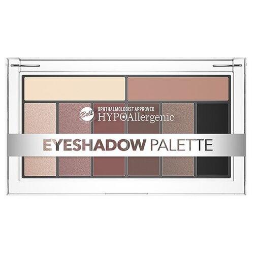 Bell Палетка теней HYPOAllergenic Eyeshadow Palette 01 bell палетка теней hypoallergenic eyeshadow palette 01