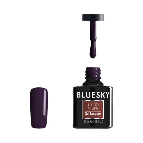 Купить Гель-лак для ногтей Bluesky Luxury Silver, 10 мл, №181