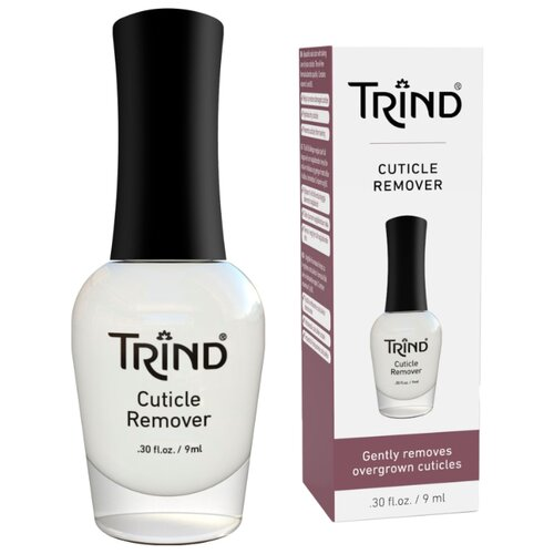 Средство для удаления кутикул Cuticle Remover Trind, 9 мл