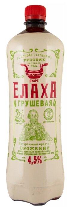 Медовуха Елаха Грушевая 1 л