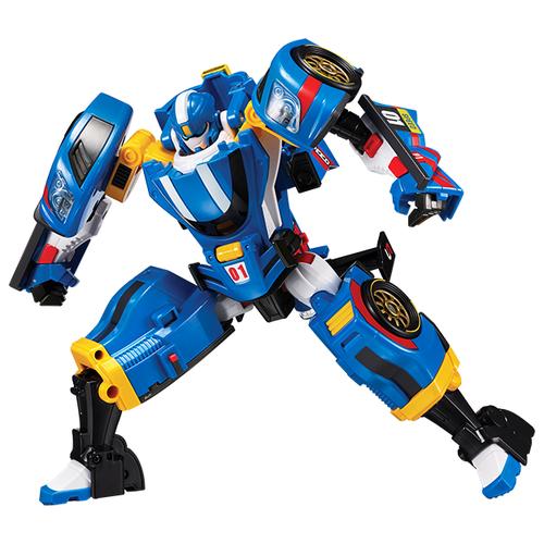 Купить Трансформер YOUNG TOYS Tobot Galaxy detectives Speed 301085 синий, Роботы и трансформеры