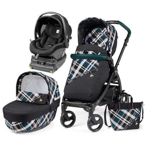 Универсальная коляска Peg-Perego Book 500 Elite Modular (3 в 1) tartan универсальная коляска expander elite 3 в 1 03 silver