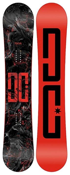 Сноуборд DC Focus (17-18) multicolor 149