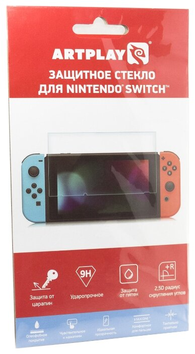 Защитное стекло Artplays NS-1003 для Nintendo Switch