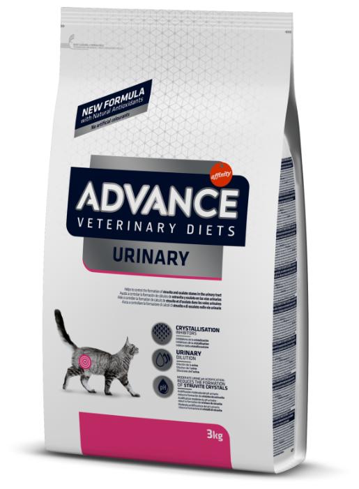 Стоит ли покупать Сухой корм для кошек Advance Veterinary Diets для лечения МКБ? Отзывы на Яндекс.Маркете