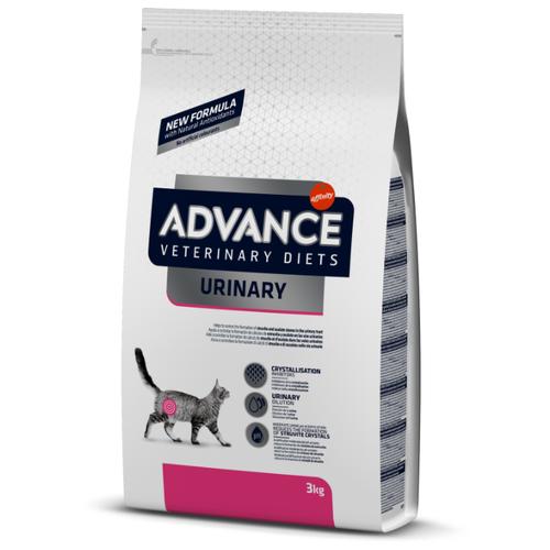 Корм для кошек Advance Veterinary Diets при лечении МКБ 3 кг