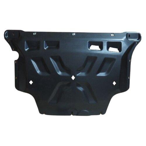 Защита картера двигателя и коробки передач АВС-Дизайн 02.14k для Audi
