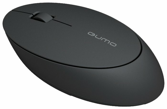 Мышь Qumo iO5W Black USB