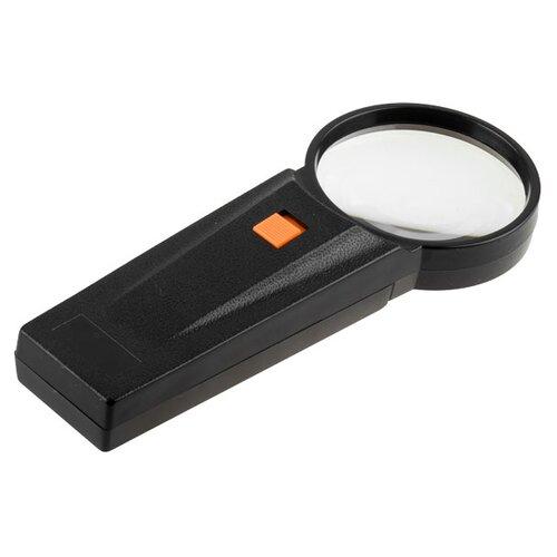 Лупа STAYER Standard 40522-75 черный