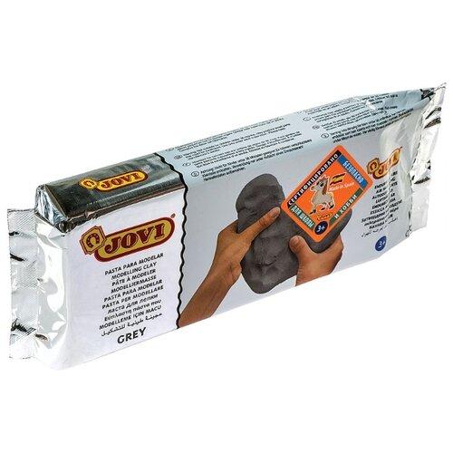 Купить Масса для лепки JOVI для моделирования серая, 500 г (85G), Пластилин и масса для лепки