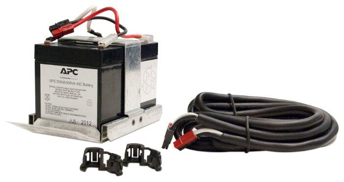 Аккумуляторная батарея APC by Schneider Electric APCRBC135 120 А·ч