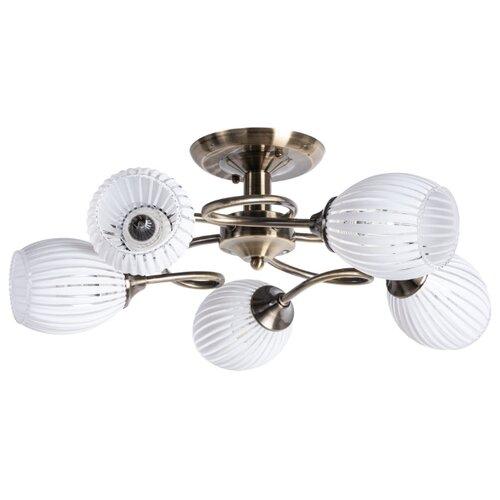 Люстра Arte Lamp A2941PL-5AB, E27, 200 Вт люстра arte lamp barbara a6066pl 5ab e27 300 вт