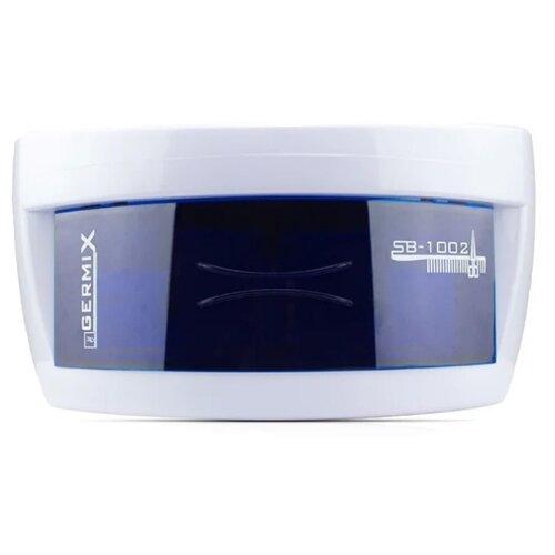 Фото - Ультрафиолетовый стерилизатор GERMIX SB-1002 белый/синий ультрафиолетовый стерилизатор invin uvc 55