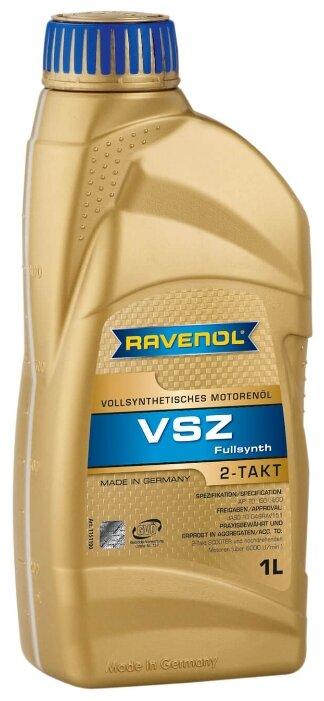 Масло для садовой техники Ravenol VSZ Zweitaktoel Vollsynth 1 л