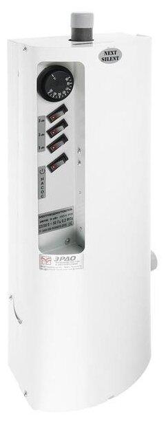 Электрический котел ЭРДО ЭВПМ-9,0 NEXT SILENT 9 кВт одноконтурный — купить по выгодной цене на Яндекс.Маркете