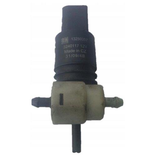 Мотор омывателя GENERAL MOTORS 13250357 черный 1 шт.