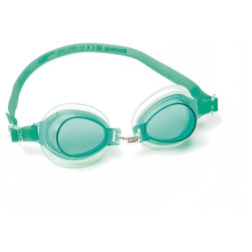 Очки для плавания Bestway High Style 21002 BW зеленыйАксессуары для плавания<br>