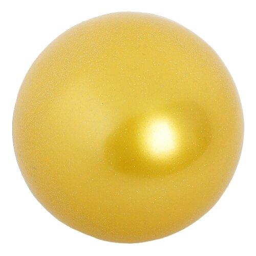 Фото - Мяч для художественной гимнастики Larsen AB2801 желтый мяч larsen duplex 5 301716