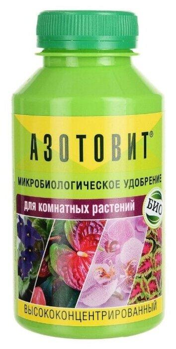 Удобрение Азотовит микробиологическое для комнатных растений