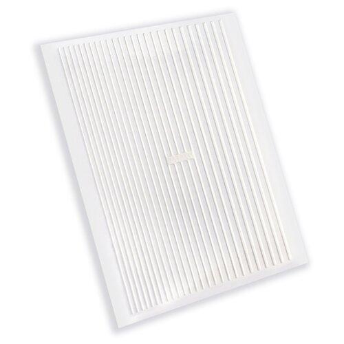 Купить Наклейки BPW style Гибкая лента белый