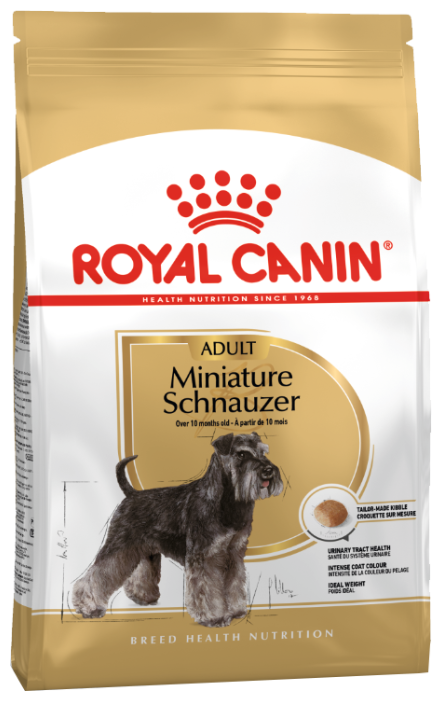 Корм для собак Royal Canin Miniature Schnauzer Adult