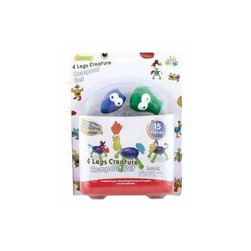 Купить Конструктор Kidsmart My Whimsical Show 33022 15 деталей, Конструкторы