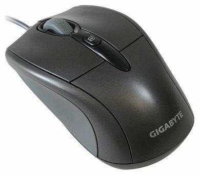 Мышь GIGABYTE GM-M7000 Grey USB