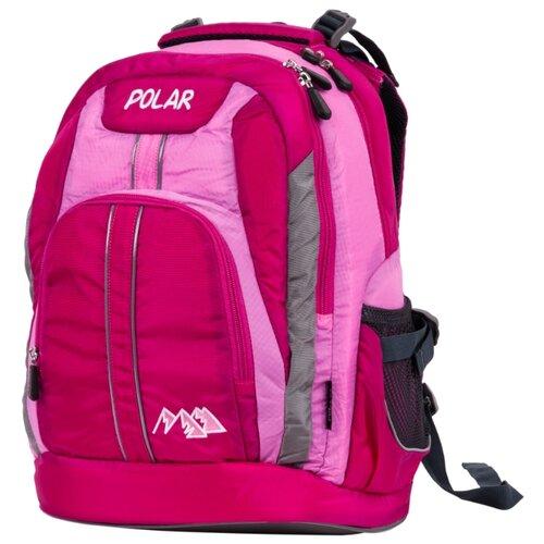 Рюкзак POLAR П221 (розовый)Рюкзаки<br>
