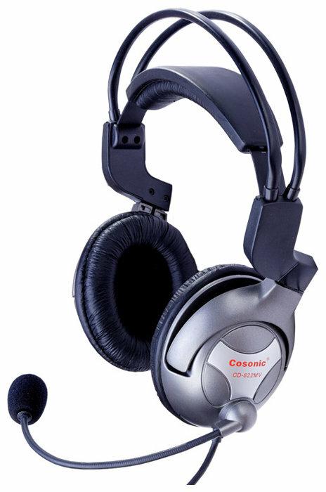 Компьютерная гарнитура Cosonic CD-822MV