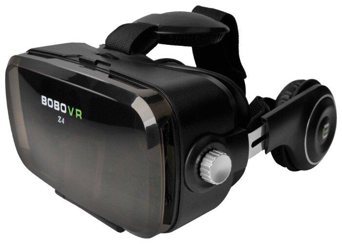 Очки виртуальной реальности для смартфона BOBOVR Z4 черный