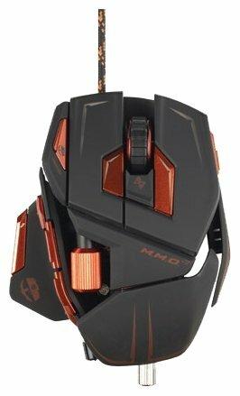 Мышь Cyborg M.M.O.7 Black USB