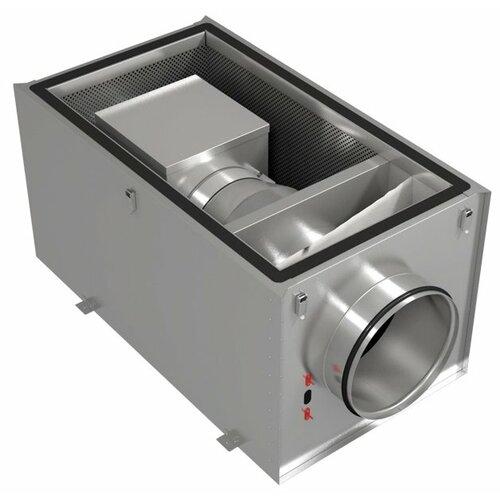 Приточная установка Shuft ECO 200/1-3,0/1-A настенная однорядная решетка shuft 1 wa 500 150