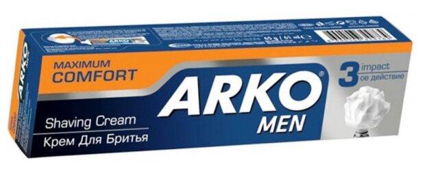 Крем для бритья Maximum Comfort Arko