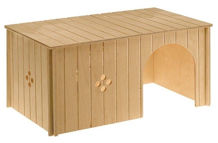 Домик для кроликов Ferplast Sin Maxi 52х31х26 см