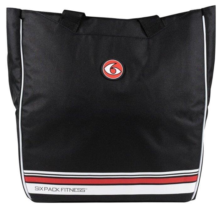 Six Pack Fitness Женская сумка Camille Tote лайм/черный 45 л