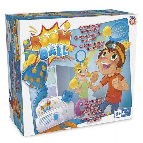 Игра напольная IMC Toys Boom Ball с мячиками (95977) imc toys marvel игра кто самый ловкий мстители