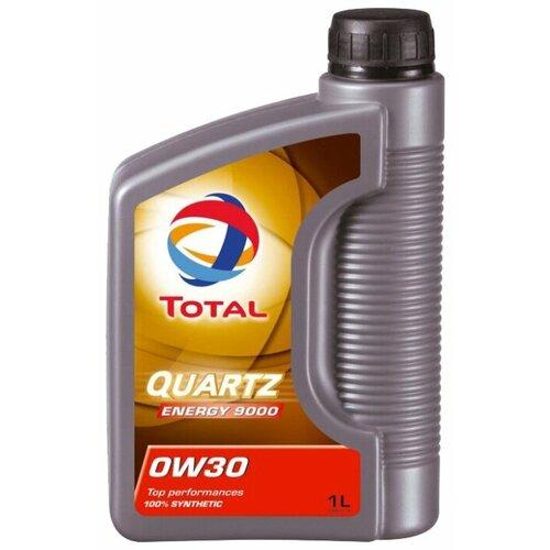 Фото - Моторное масло TOTAL Quartz 9000 Energy 0W30 1 л моторное масло total quartz 9000 future gf 5 0w 20 1 л