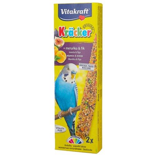 Лакомство для птиц Vitakraft Крекеры фруктовые (10610) 60 гЛакомства для птиц<br>