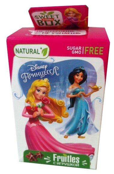 Пастила Sweet Box Fruitles Disney Принцессы с игрушкой 5 г