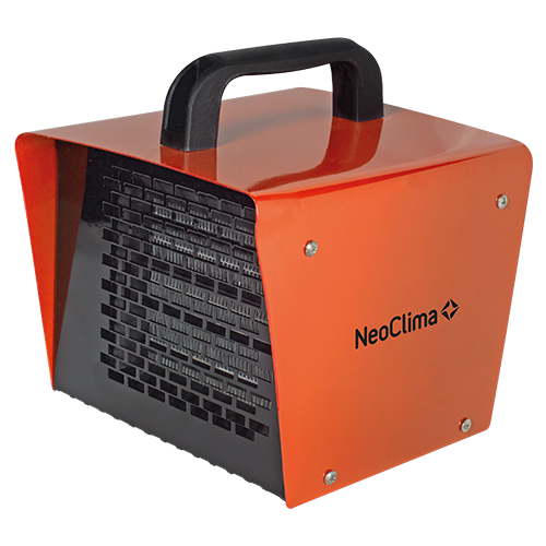 Электрическая тепловая пушка NeoClima KX-3 без горелки (3 кВт)