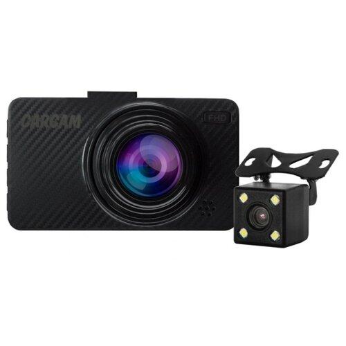 Видеорегистратор CARCAM D5, 2 камеры черный