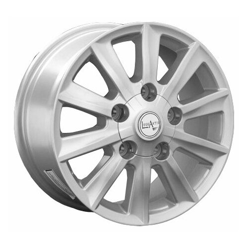 Колесный диск LegeArtis LX27 8x17/5x150 D110.1 ET60 Silver replay lx27 8x17 5x150 d110 1 et60 s