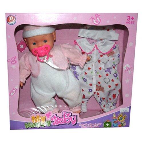 Купить Пупс Shantou Gepai, 28 см, F1235D, Куклы и пупсы
