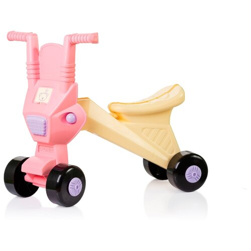 Каталка-толокар ОГОНЁК Мишутка лимонный каталка толокар orion toys мотоцикл 2 х колесный 501 зеленый