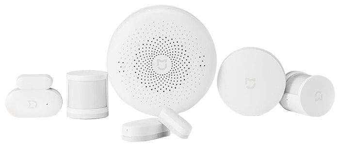 Система умного дома Xiaomi Mi Smart Sensor Set YTC4034RU (White)