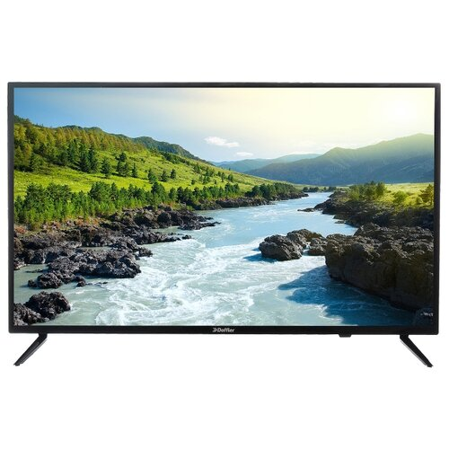 цена на Телевизор Doffler 32DH46-T2 32 (2018) черный