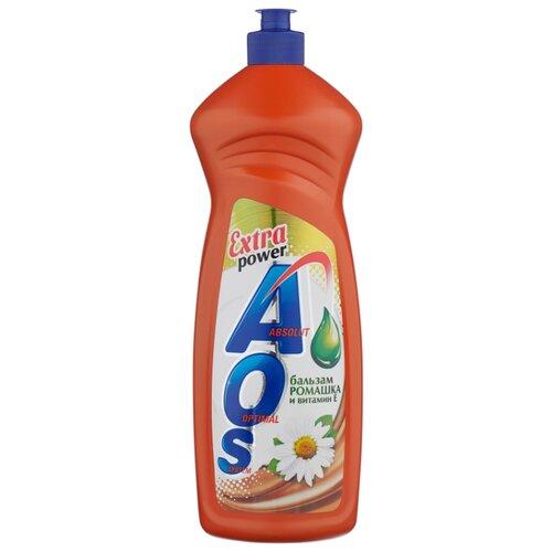 AOS Бальзам для мытья посуды Ромашка и витамин Е 0.9 кг