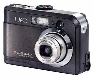 Фотоаппарат UFO DC 5347