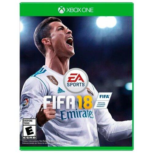 Игра для Xbox ONE FIFA 18 fifa 18 ps4