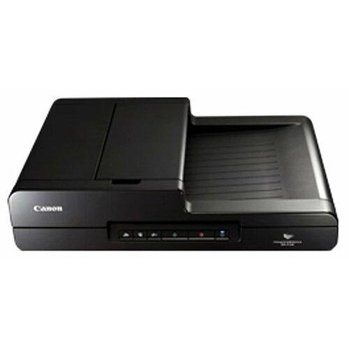 Сканер Canon imageFORMULA DR-F120 черный